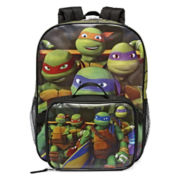 Teenage Mutant Ninja Turtle Backpack and Lunch Box