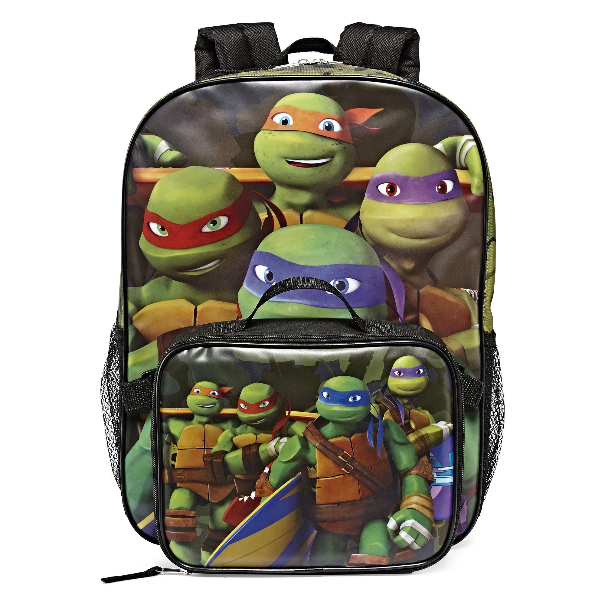 Upc 843340112336 Product Image For Children S Back To School Age Mutant Ninja Turtles Backpack And Lunch