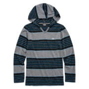 Vans® Striped Knit Pullover Hoodie - Boys 8-20
