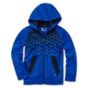 Xersion™ Print Zip-Front Hoodie - Boys 8-20