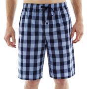 Hanes® 2-pk. Woven Pajama Shorts–Big & Tall