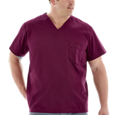 jcpenney.com | Bio Stretch Mens Scrub Top - Big & Tall