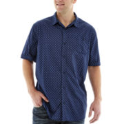 i jeans by Buffalo Meberry Short-Sleeve Woven Shirt-Big & Tall