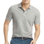 IZOD® Short-Sleeve Solid Heritage Piqué Polo