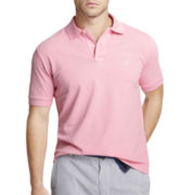 IZOD® Short-Sleeve Solid Heritage Piqué Polo