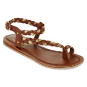 Diba® London Vawick Flat Sandals