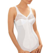 Glamorise® Full-Figure Body Briefer - 6201