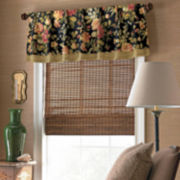 American Living Charlotte Rod-Pocket Valance