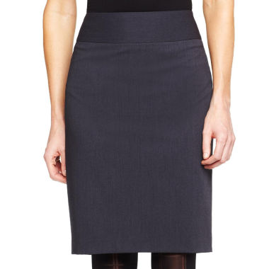jcpenney.com | Liz Claiborne® Essential Pencil Skirt