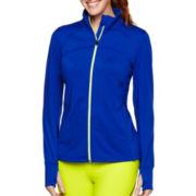 Xersion™ Brushed Synthetic Athletic Jacket