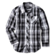 Zoo York® Plaid Long-Sleeve Shirt - Boys 8-20