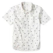 Joe Fresh™ Short-Sleeve Button-Down Shirt - Boys 4-14