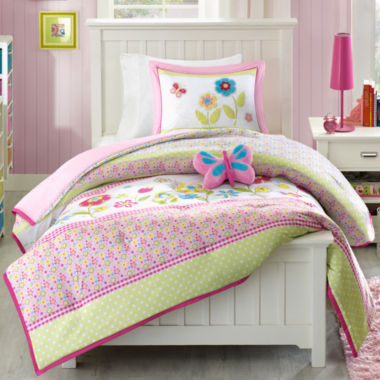 jcpenney.com | Mi Zone Kids Sweet Flower Comforter Set