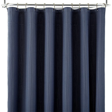 Curtains Ideas black friday curtains : Shower Curtains & Rods, Extra Long Shower Curtains - JCPenney