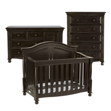 jcpenney.com | Bedford Baby Monterey 3-pc. Baby Furniture Set - Chocolate