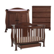 DaVinci Parker 3-pc. Baby Furniture Set - Cherry