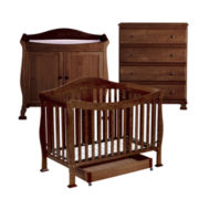 DaVinci Parker 3-pc. Baby Furniture Set - Coffee