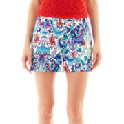 Nicole By Nicole Miller® Printed Short