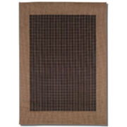 Couristan® Checkered Field Indoor/Outdoor Rectangular Rugs