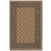 Couristan® Garden Lattice Indoor/Outdoor Rectangular Rug