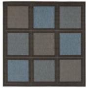 Couristan® Summit Indoor/Outdoor Square Rugs