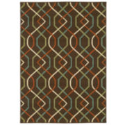 Montego Swizzle Indoor/Outdoor Rectangular Rugs