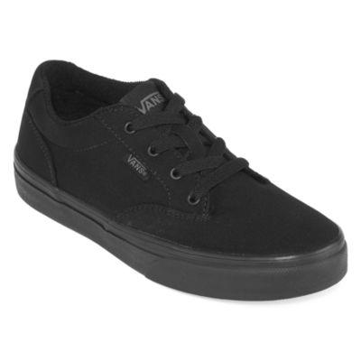 Vans 174 Winston Unisex Skate Shoes Big Kids Color Black