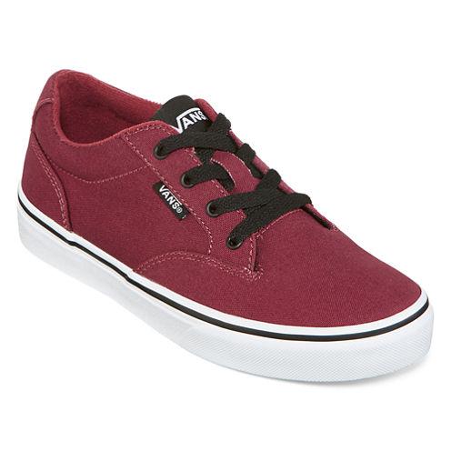 Vans® Winston Boys Skate Shoes - Big Kids