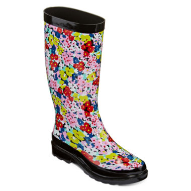 jcpenney.com | Towne By London Fog Womens Jasper Rain Boots