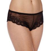 Ambrielle Lace Brazilian Panties