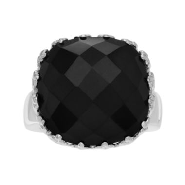 jcpenney.com | Genuine Onyx Sterling Silver Ring