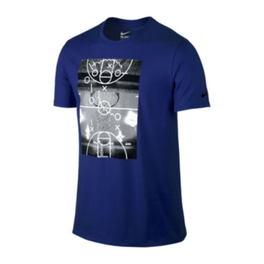 jcpenney.com | Nike® Short-Sleeve Graphic Tee - Big & Tall