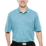 Haggar® Short-Sleeve Polo - Big & Tall