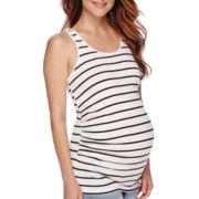 a.n.a® Maternity Racerback Tank Top