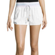 Rewash Linen Gauze Shorts