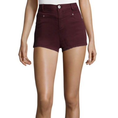 jcpenney.com | Vanilla Star® High Rise Shorts