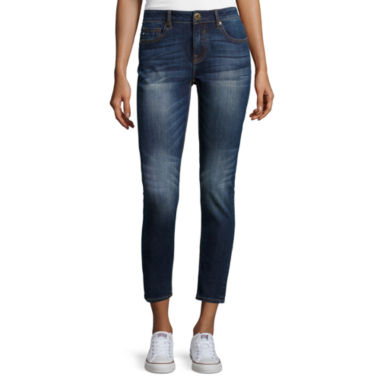 jcpenney.com | Yaso Low Rise Ankle Skinny Jeans