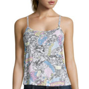 Hybrid Graphic Jersey Cami
