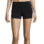 City Streets® Yoga Shorts - Juniors