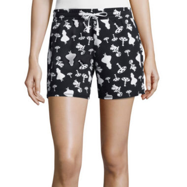 jcpenney.com | Disney Alice in Wonderland French Terry Shorts