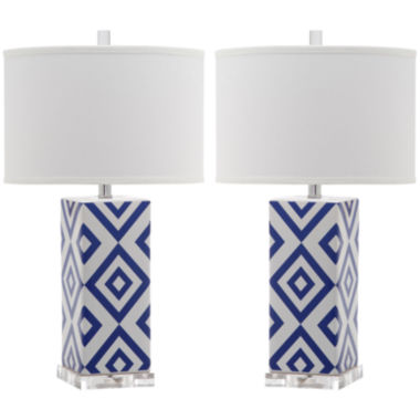 jcpenney.com | Safavieh Elnora Table Lamp (Set Of 2)