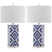 Elnora Table Lamp (Set Of 2)