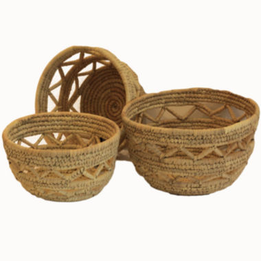 jcpenney.com | Baum Set of 3 Aspire Storage Baskets