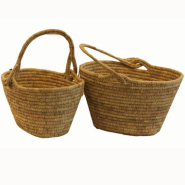 jcpenney.com | Baum-Essex Set of 2 Oval Tapered Harvest Baskets