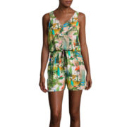 nicole by Nicole Miller® Sleeveless Short Romper