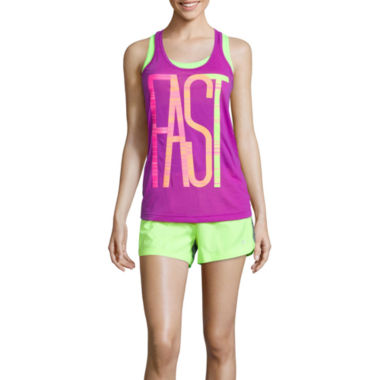 jcpenney.com | Xersion™ Removable Cup Bra or Graphic Tank Top or Mesh Shorts