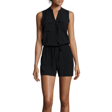 jcpenney.com | a.n.a® Sleeveless Romper