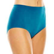 Jockey® Comfies Micfofiber Comfort Briefs Panties - 1360