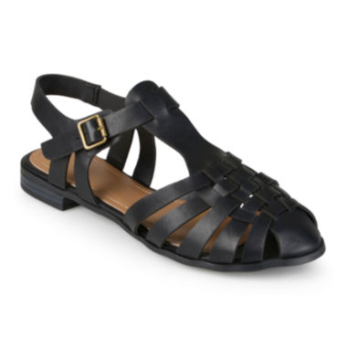 jcpenney.com | Journee Collection Tyla Cap-Toe Sandals