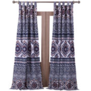 Greenland Home Fashions Medina 2-pk. Curtain Panels